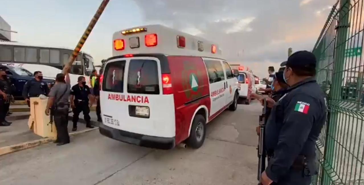 Riña en penal de Villahermosa, Tabasco, deja al menos seis muertos