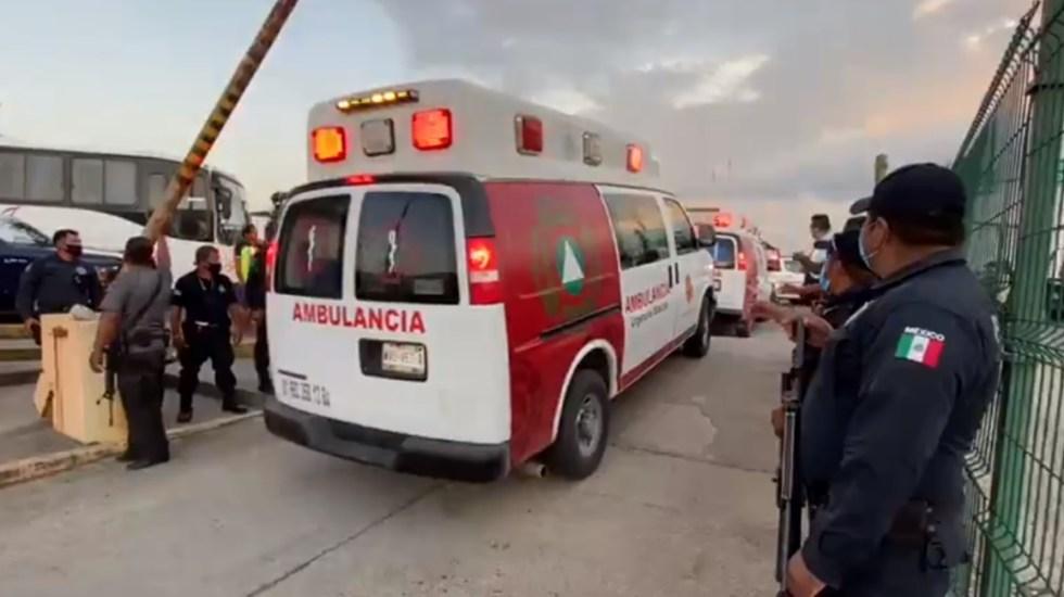 Riña en penal de Villahermosa, Tabasco, deja al menos seis muertos - Villahermosa Tabasco riña