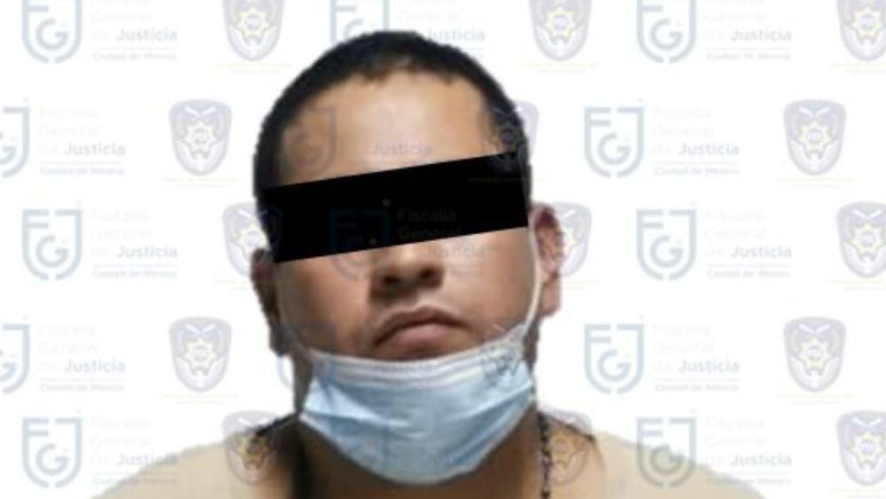 Capturan a coautor material del homicidio de dos niños mazahuas en CDMX - Abel N coautor homicidio niños mazahuas CDMX