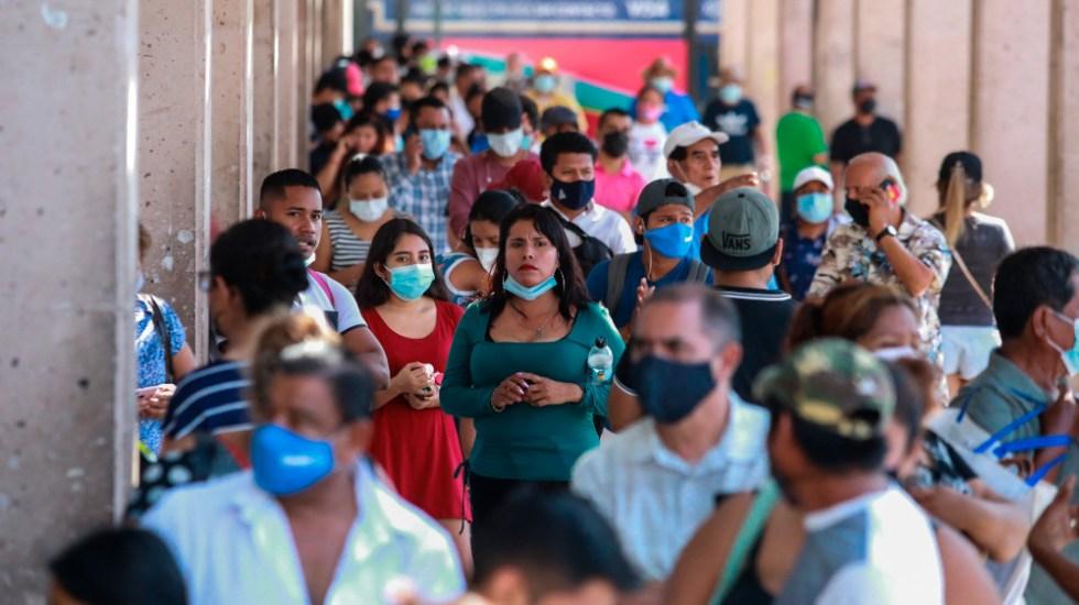 Siete estados en Semáforo Rojo por contagios de COVID-19; Chiapas, única entidad en Verde - Acapulco Guerrero México COVID coronavirus