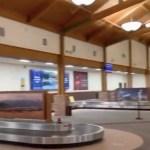 ¿Cómo se ve el aeropuerto de Eagle County Colorado vacío? - Aeropuerto bandas equipaje