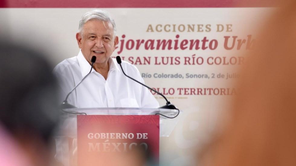 """Pide López Obrador no """"excluir"""" a quienes votaron por otro partido - amlo Andrés Manuel López Obrador México"""