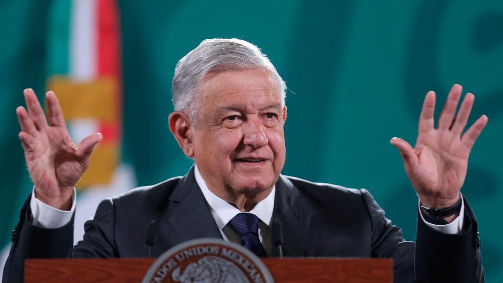 Mi gobierno no espía a nadie: López Obrador sobre Pegasus - AMLO López Obrador confe espionaje Pegasus