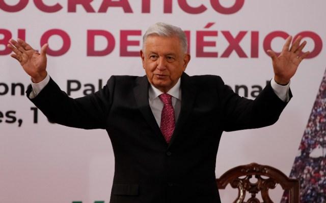 Consulta popular a actores políticos no es asunto de venganza: AMLO - AMLO López Obrador informe crimen organizado consulta popular video