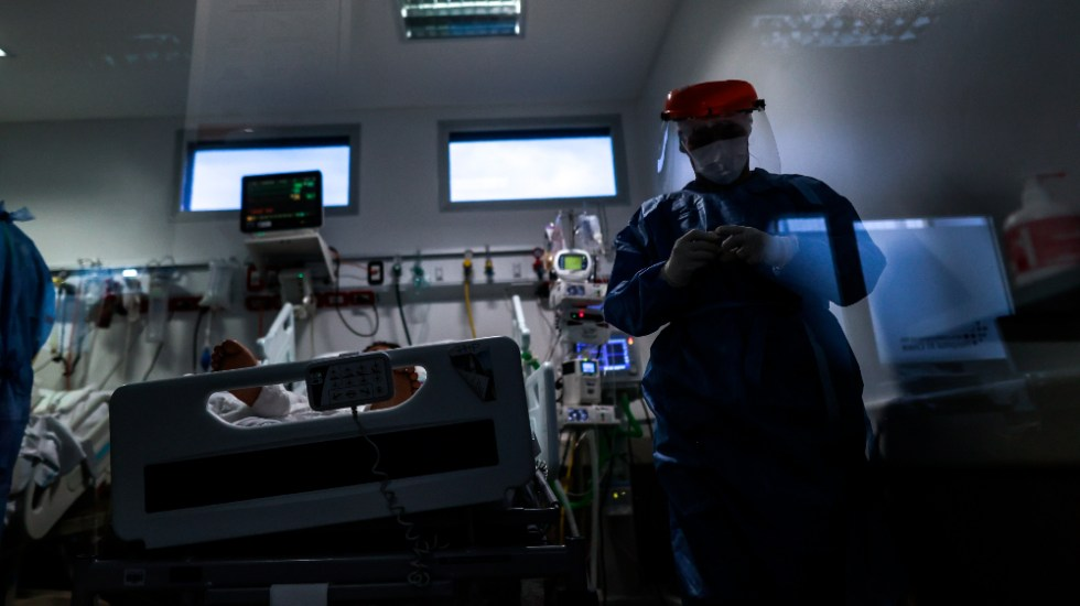 Argentina roza las 100 mil muertes por COVID-19, sin ver final de segunda ola - Argentina COVID coronavirus