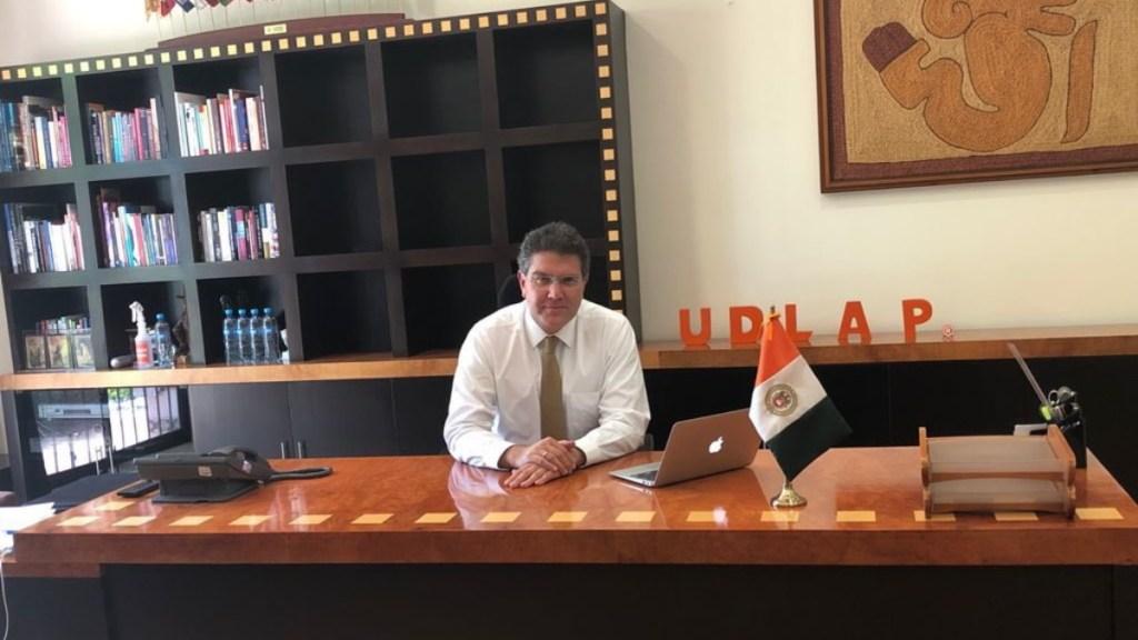Nombramiento de Armando Ríos Piter como rector de UDLAP no es procedente: Fundación - Armando Ríos Piter UDLAP rector
