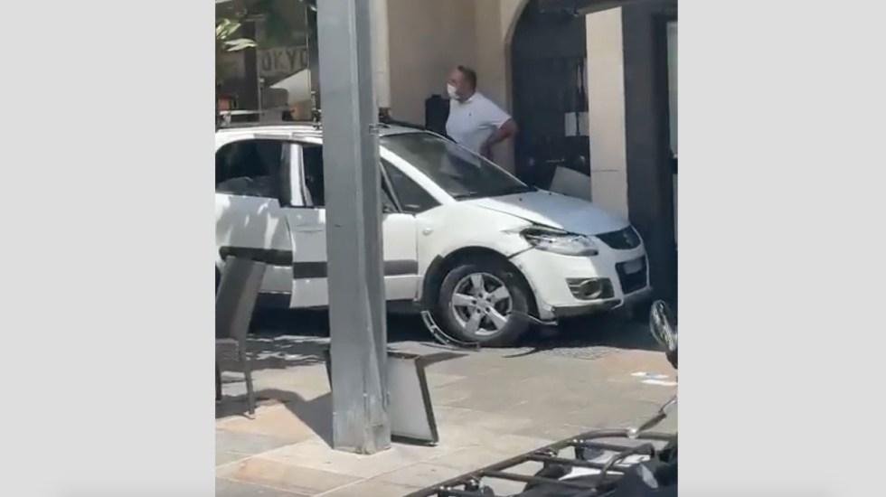Al menos nueve heridos por atropellamiento en Marbella, España - atropellamiento masivo Marbella Esaña