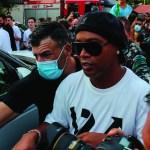 Ronaldinho abandona memorial por las víctimas de Beirut tras pelea