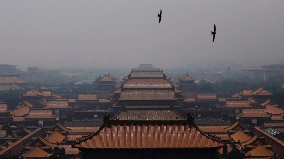 Beijing tuvo en junio su mejor calidad del aire desde que hay registros - Beijing tuvo en junio su mejor calidad del aire desde que hay registros. Foto de EFE