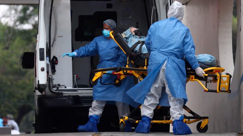 México rebasó las 241 mil muertes por COVID-19 - CDMX Ciudad de México coronavirus covid