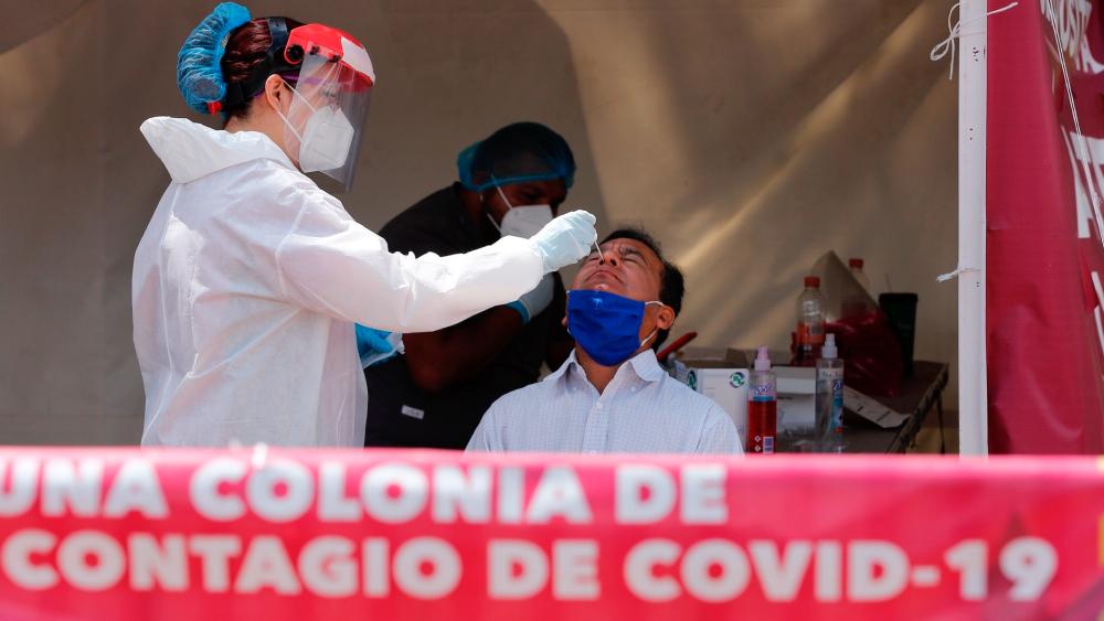Casi 90 millones de mexicanos ya tuvieron contacto con COVID-19: Dr. Erdely - CDMX México covid prueba coronavirus