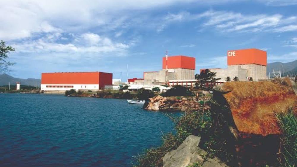 Central de Laguna Verde no es un riesgo para la población, asegura AMLO - central nuclear Laguna Verde
