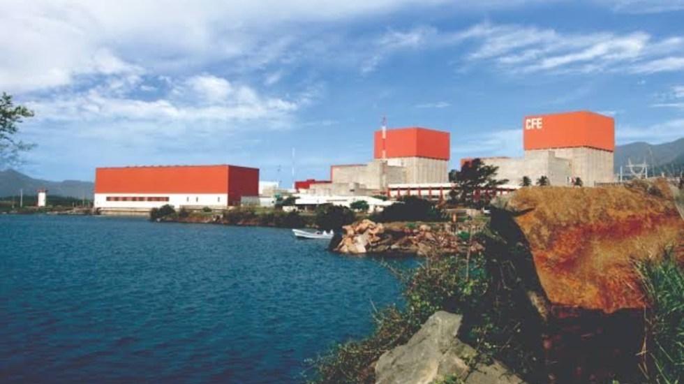 Central de Laguna Verde no es un riesgo para la población, asegura AMLO