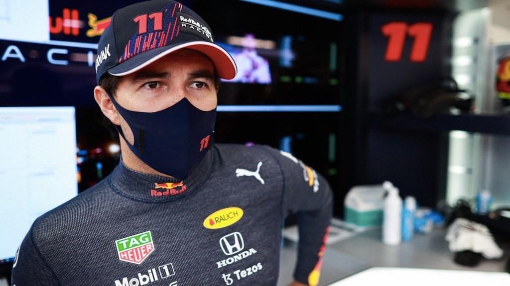 'Checo' Pérez saldrá cuarto en el Gran Premio de Hungría; Hamilton obtiene la pole - 'Checo' Pérez saldrá cuarto en el Gran Premio de Hungría; Hamilton obtiene la pole. Foto de Twitter Checo Pérez