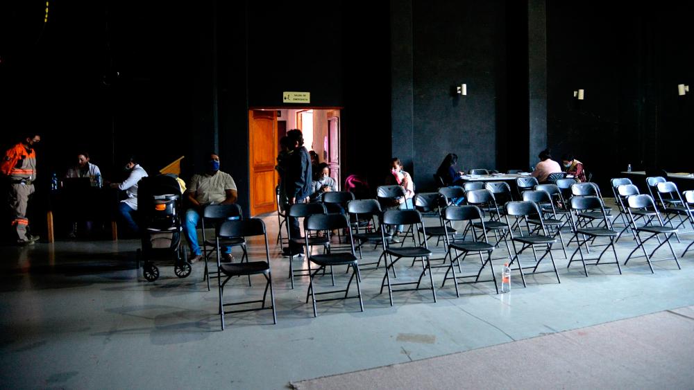 Chiapas vacunación COVID