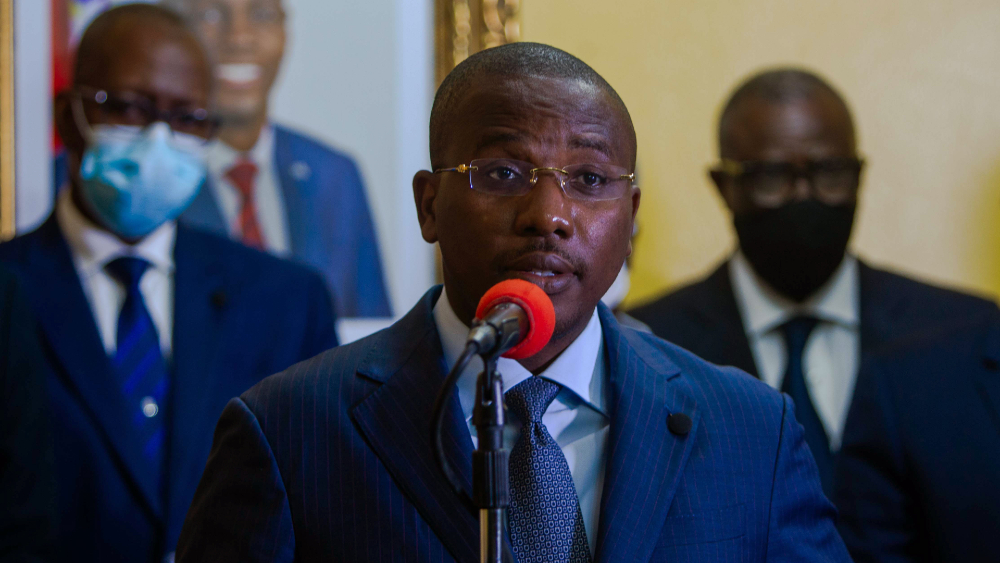 Primer ministro Joseph dimitirá y le cederá el poder en Haití a Ariel Henry - Claude Joseph Haití
