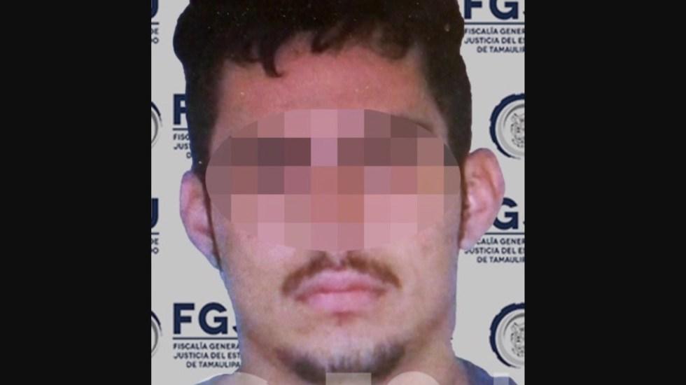 Condenan a 100 años de cárcel a acusado de secuestro en Tamaulipas - Condenan a 100 años de cárcel a acusado de secuestro en Tamaulipas. Foto de Fiscalía Tamaulipas