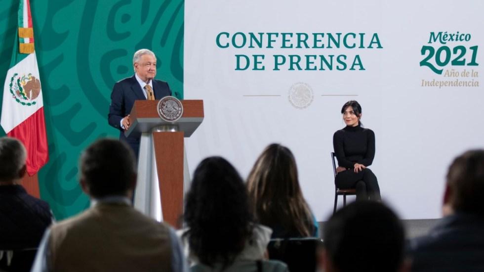 De Operadora de Campañas Negras a Estrellita de La Mañanera - Conferencia matutina presidente López Obrador México
