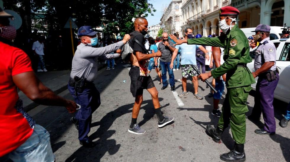 Un mes entre rejas: los olvidados de las protestas del 11 de julio en Cuba - Cuba protestas