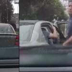 "#Video Así operan ""montachoques"" en Iztacalco, sobre Eje 3"