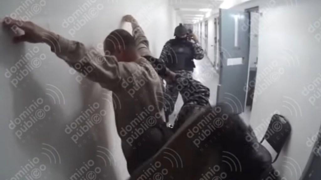 Se revela video de revisión a 'El Chapo' en El Altiplano - El Chapo