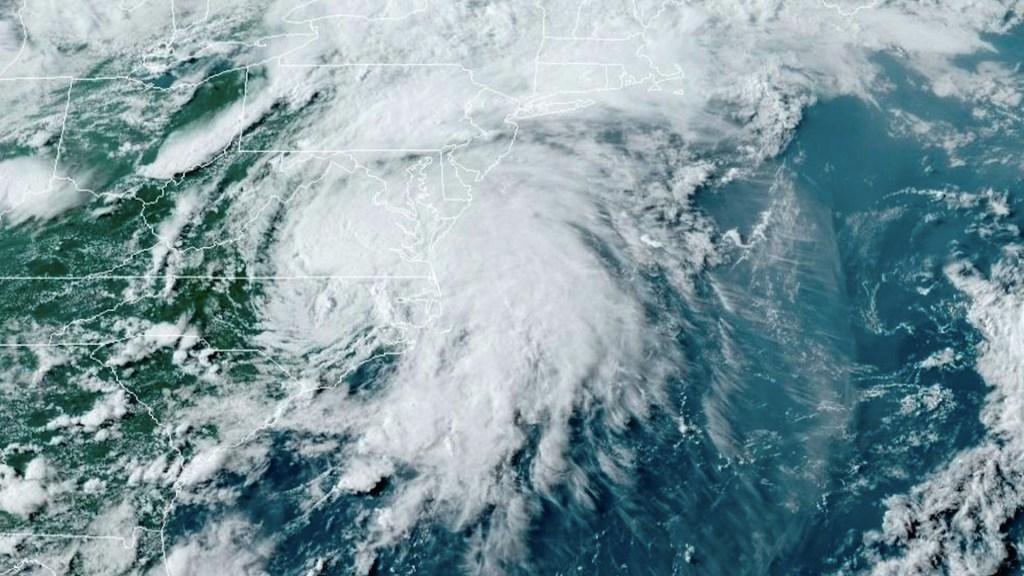 Elsa genera fuertes lluvias en el noreste de Estados Unidos - Elsa genera fuertes lluvias en el noreste de Estados Unidos. Foto de EFE
