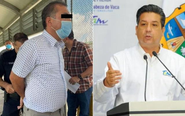 Vinculan a proceso a empresario ligado a García Cabeza de Vaca - Empresario Cabeza de vaca Baltazar Higinio Reséndez Cantú