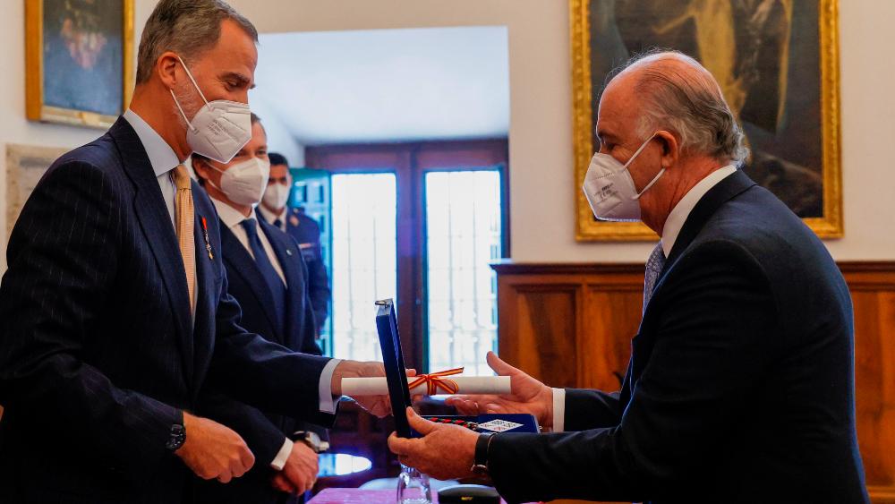 Enrique Krauze Felipe VI
