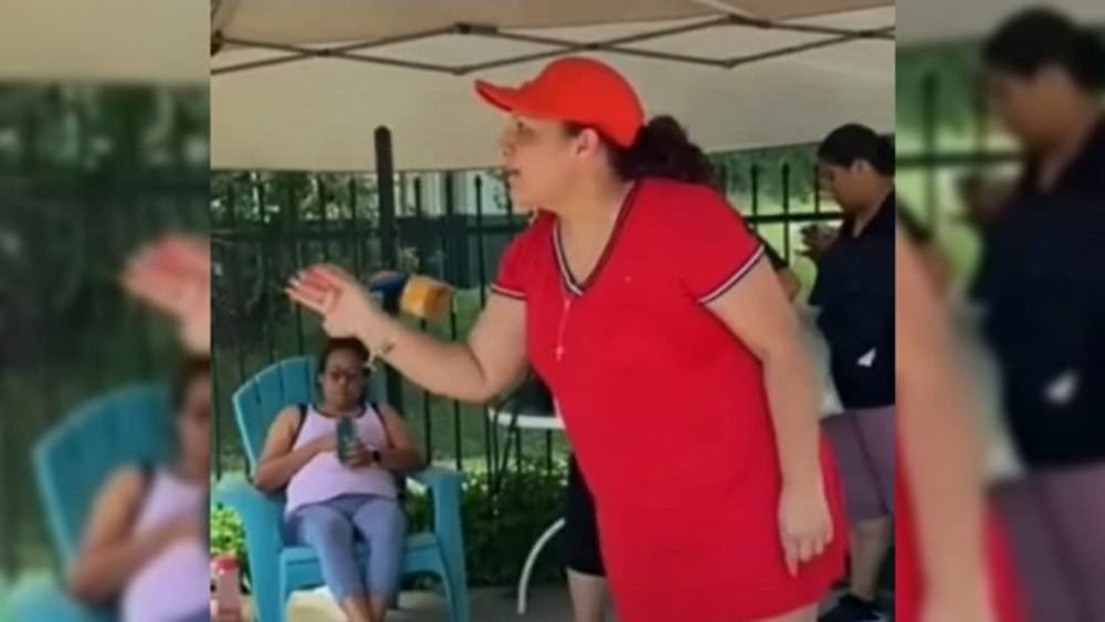 Expulsan a familias latinas de piscina en EE.UU. por escuchar música mexicana - Familias latinas expulsión piscina EEUU música