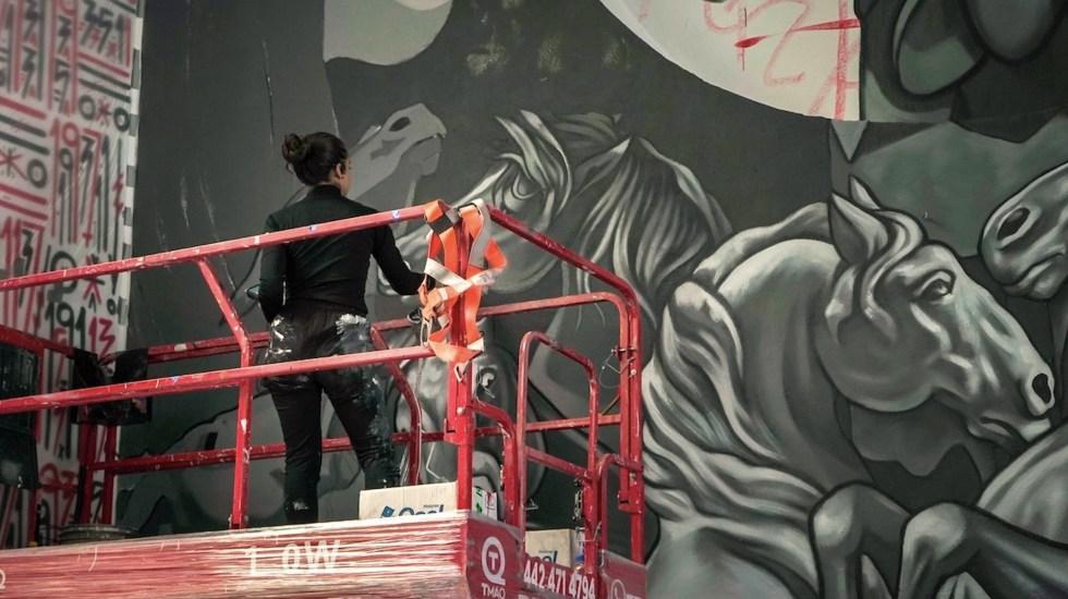 Festival entre México y España busca replantear la percepción de la Conquista - Festival entre México y España busca replantear la percepción de la Conquista. Foto de EFE