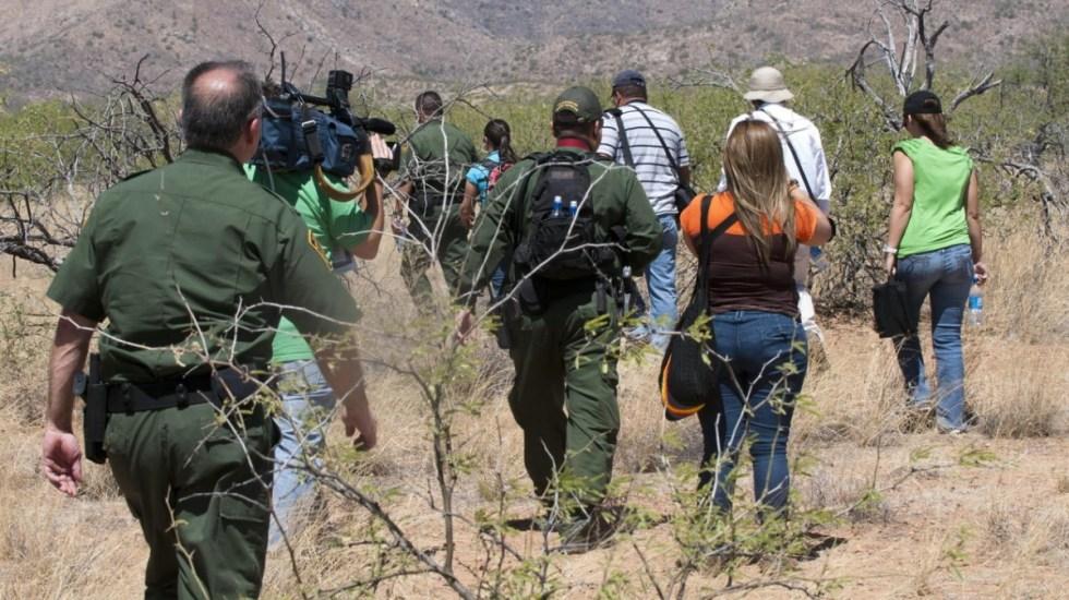 """Biden presenta borrador de plan para política migratoria """"justa, ordenada y humana"""" - Quédate en México migrantes patrulla fronteriza"""