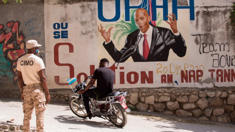Sospechoso en el asesinato de Moise fue informante de la DEA - Haiti Jovenel Moise