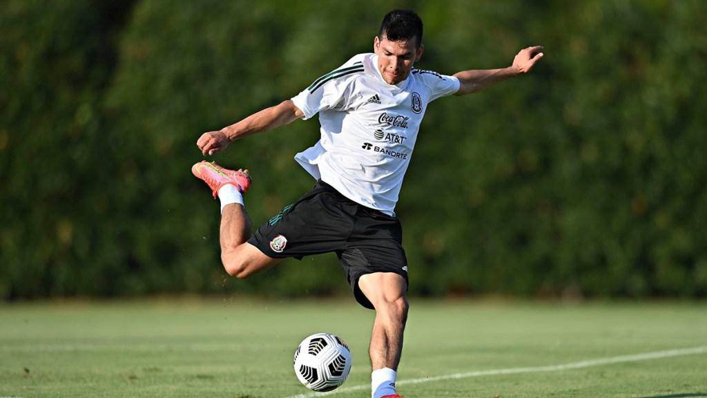 'Chucky' Lozano, baja definitiva en Copa Oro por golpe en la cabeza - jugadores