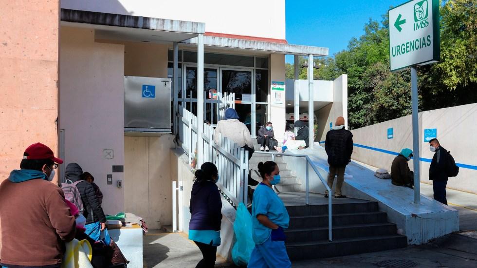 CDMX rechaza nuevas restricciones por COVID-19 pese a aumento de hospitalizaciones - hospitales CDMX covid