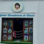 Primera Iglesia Maradoniana en México tiene su sede en Puebla