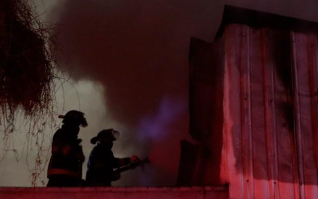 Revisarán en Benito Juárez a fábricas y almacenes tras incendio - Incendio bodega Benito Juárez