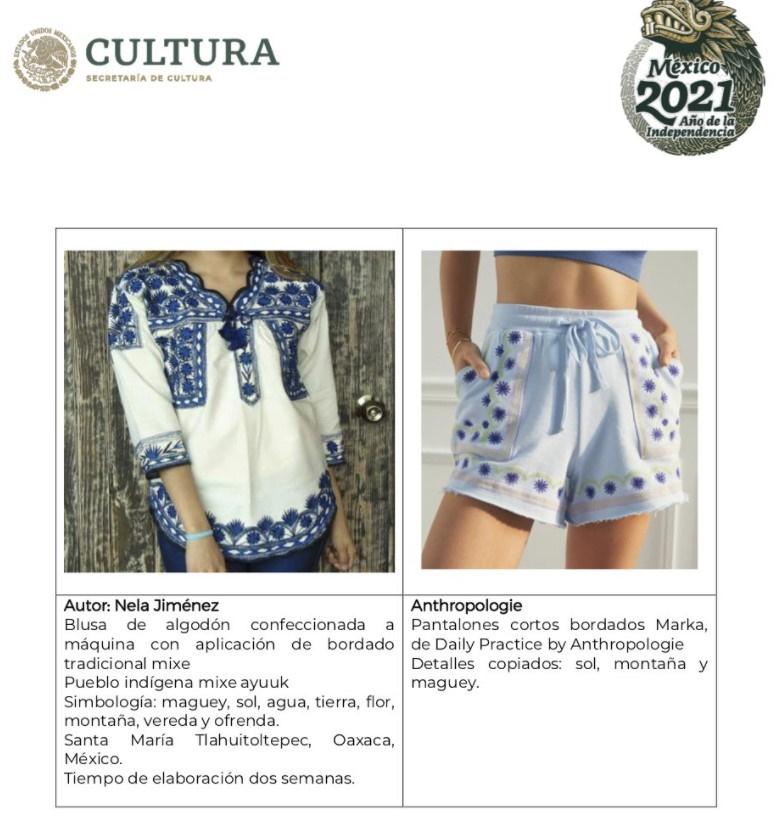 INPI oaxaca textiles