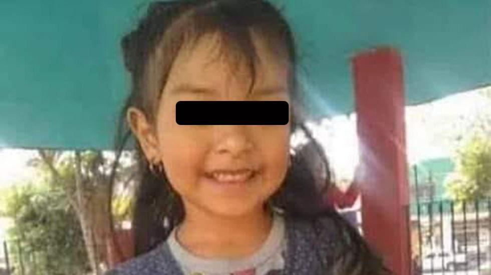 Fiscalía capitalina promete justicia por feminicidio de niña de 4 años - Isabel R. G., niña localizada muerta en CDMX. Foto Especial