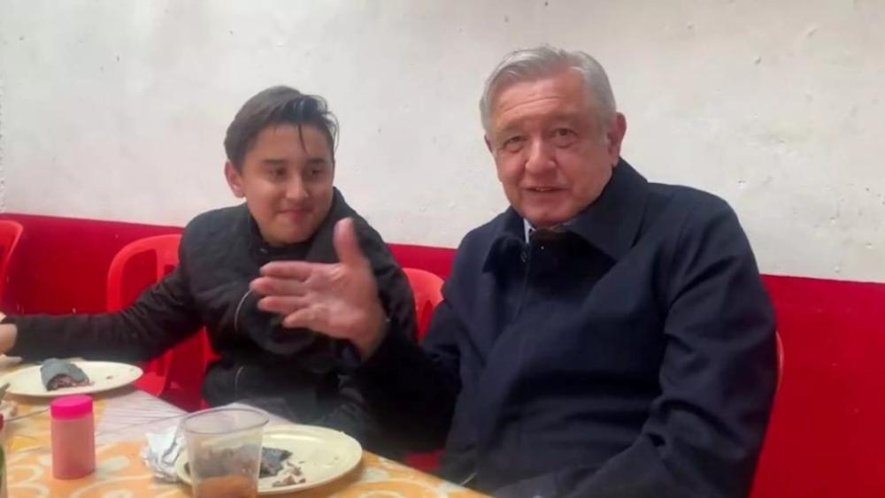 Jesus Ernesto AMLO López Obrador