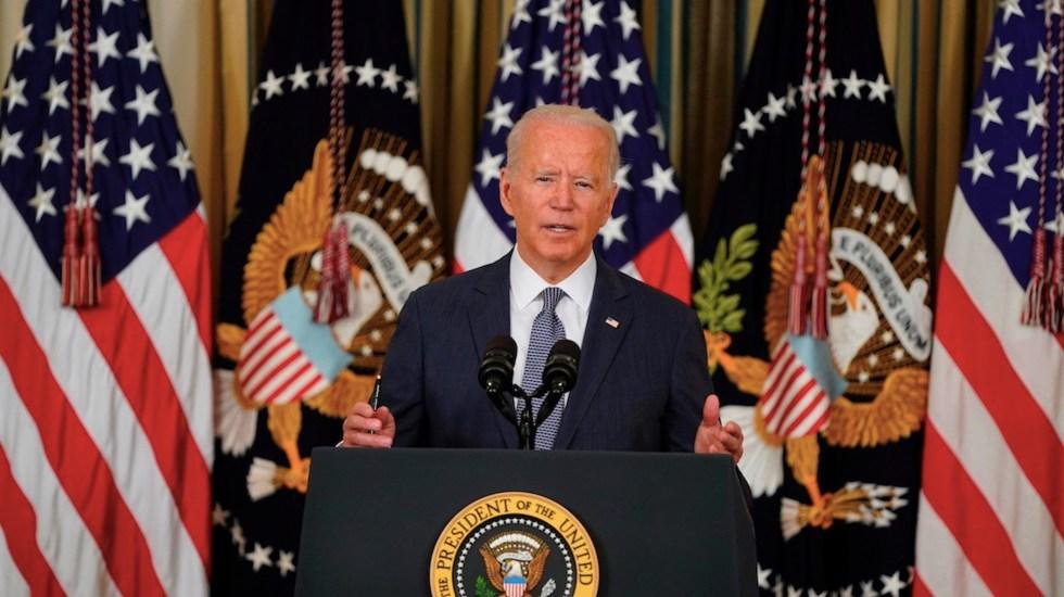 Biden golpea a monopolios para mejorar salarios y precios - Biden golpea a monopolios para mejorar salarios y precios. Foto de EFE