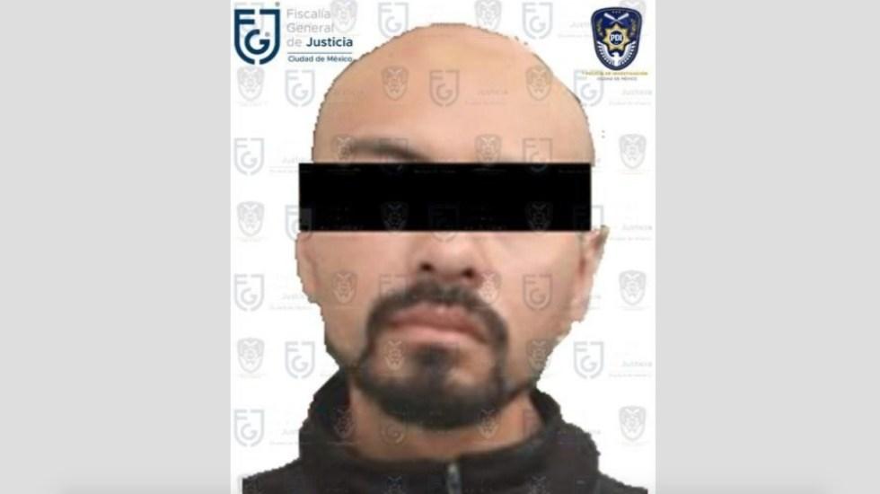 Detienen a hombre por matar a su esposa y mutilarla en Milpa Alta - Jose N feminicidio Milpa Alta