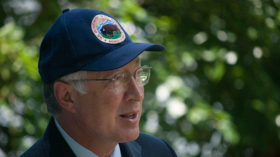 Ken Salazar propone cuatro puntos de agenda entre México y EE.UU. - Ken Salazar