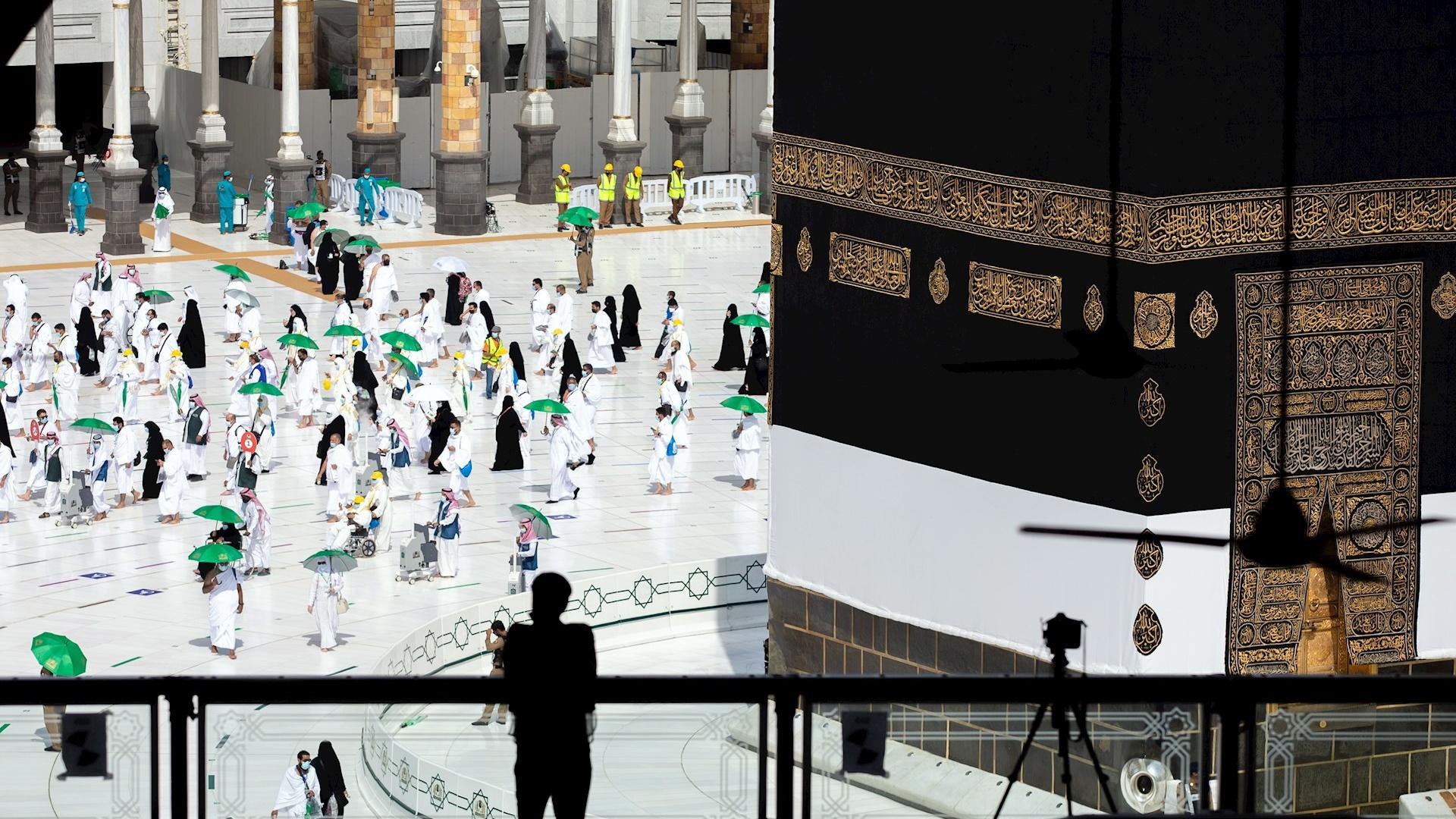 La Meca árabes musulman arabia saudita