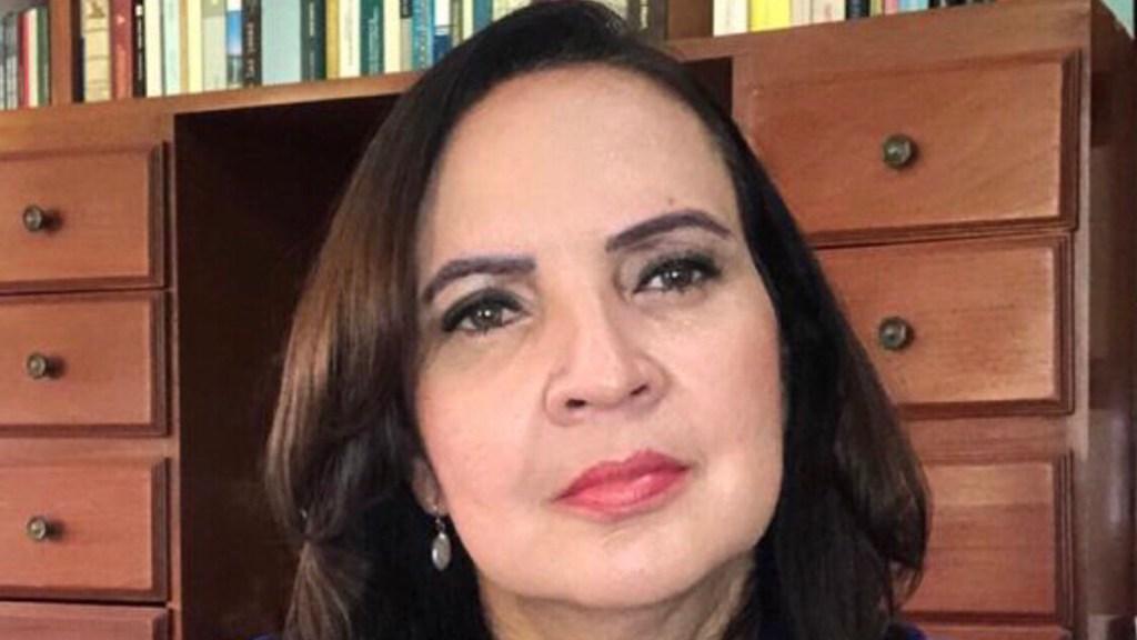 Fiscalía de Nicaragua cita a nueva aspirante presidencial de la oposición - María Asunción Moreno. Foto de @marimorecas