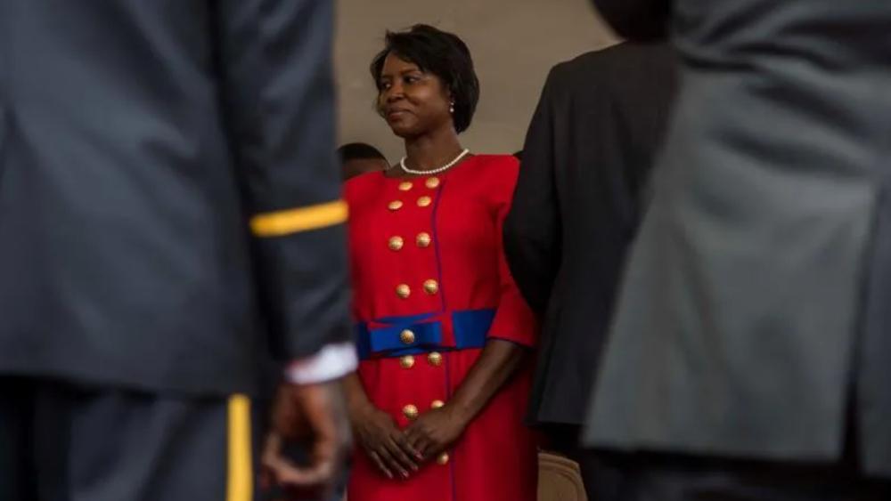 Primera dama de Haití continúa viva y recibe atención hospitalaria - Martine Moise Haití Viuda Jovenel Moise