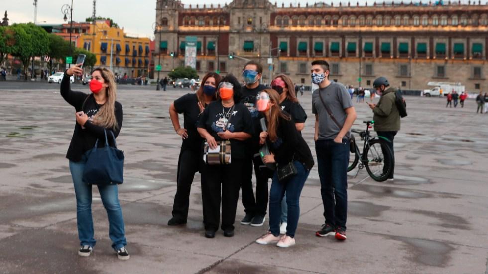 México registró más de 12 mil contagios de COVID-19 por segundo día consecutivo - México coronavirus COVID CDMX