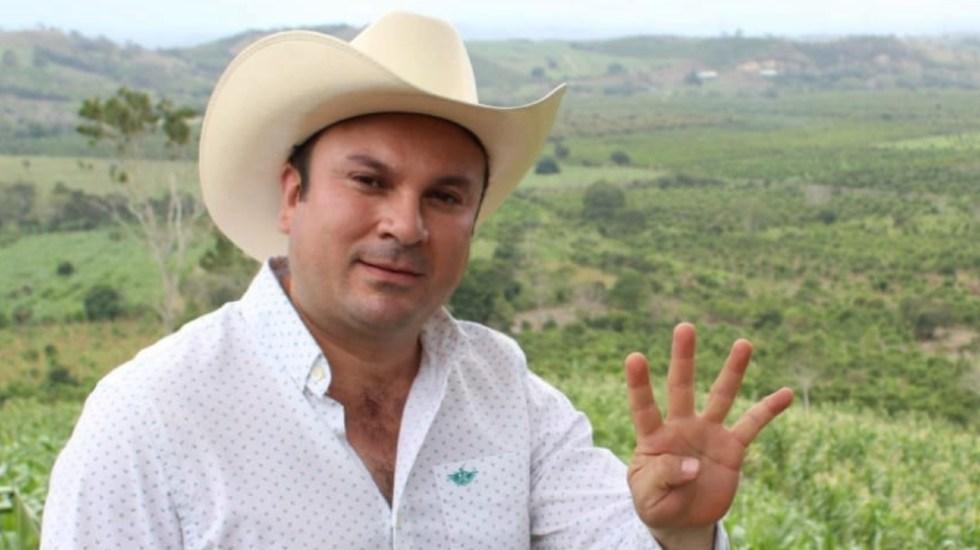 Asesinan a excandidato suplente a alcaldía de Tihuatlán, en Veracruz - Nicanor Martínez Olguín Tihuatlán excandidato