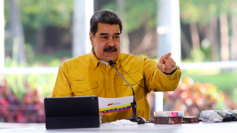Maduro busca negociar en México con opositores a su gobierno - Nicolás Maduro