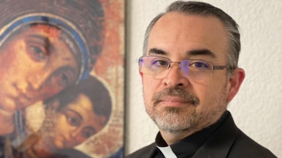 Papa Francisco nombra nuevo obispo Auxiliar de la Arquidiócesis de México - Papa Francisco nombra nuevo obispo Auxiliar de la Arquidiócesis de México. Foto de Arquidiócesis de México