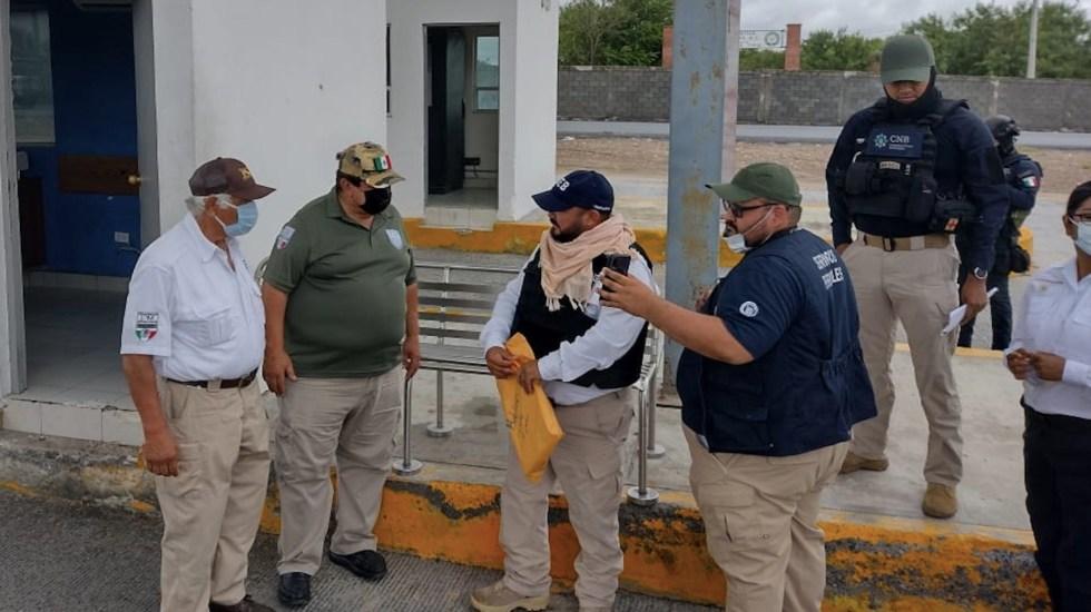 Tamaulipas y Nuevo León realizan operativos de búsqueda en carreteras - Tamaulipas y Nuevo León realizan operativos de búsqueda en carreteras. Foto de Fiscalía Tamaulipas